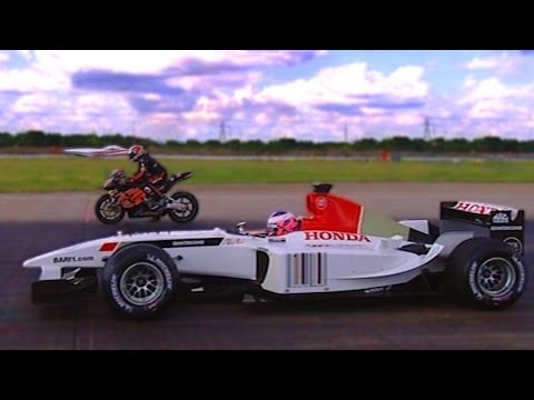F1 vs Super Bike vs Power Boat – Fifth Gear