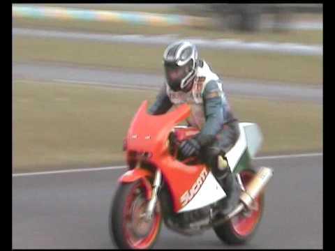 Ducati F1 R track testing