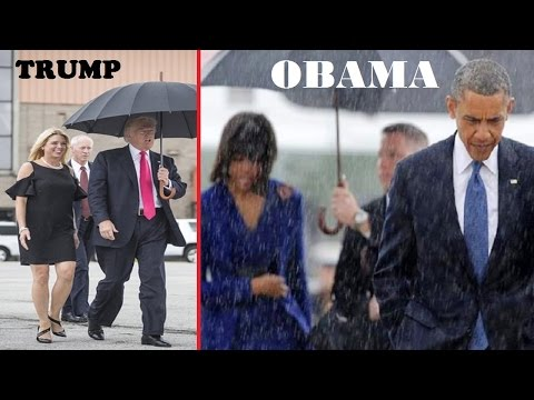 The Main Differences Between Trump And Obama ✔