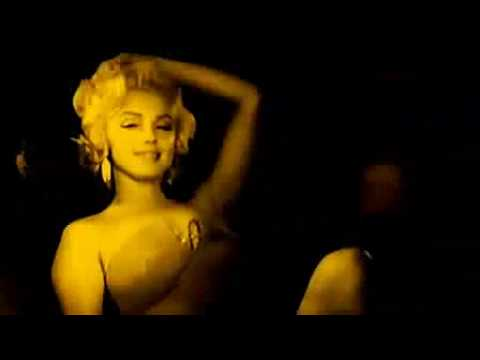 comercial Marylin Monroe,Madonna y Shakira sedal