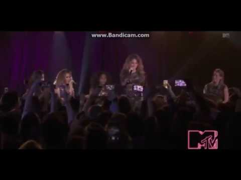 Fifth Harmony imitated Shakira,Madonna,Rihanna,Beyonce (MTV release party) HD.mp4