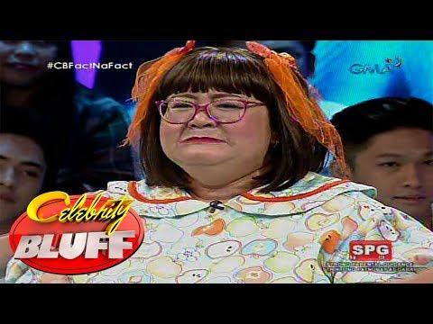 Celebrity Bluff: Boobsie, pinaiyak ni Abra sa Fliptop battle