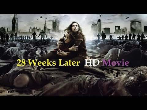 Best Of Horror Sci-fi Movie★28 Weeks Later★ Jeremy Renner, Rose Byrne