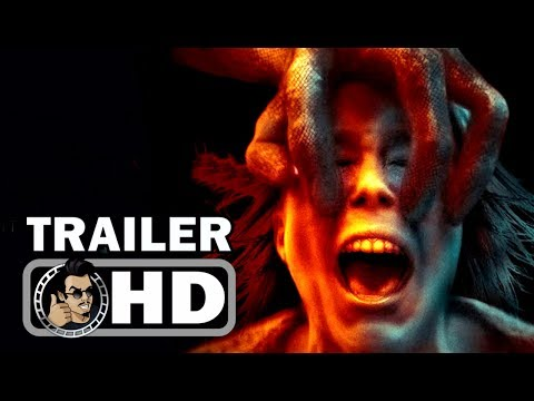 THE GRACEFIELD INCIDENT Official Trailer (2017) Sci-Fi Horror Movie HD