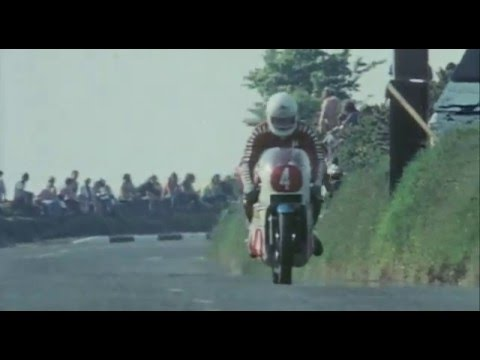 """Mike The Bike"" Hailwood – TT Legend – One Day In June – 1978 F1 Race"