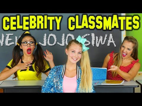 JoJo Celebrity Classmates: JoJo Siwa in Our Class? Totally TV