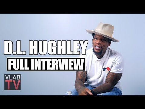 DL Hughley on OJ, Cosby, Kaepernick, Trump, Obama, Clinton (Full Interview)