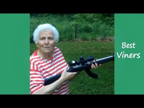 Try Not To Laugh or Grin While Watching Ross Smith Grandma Instagram Videos – Best Viners 2016