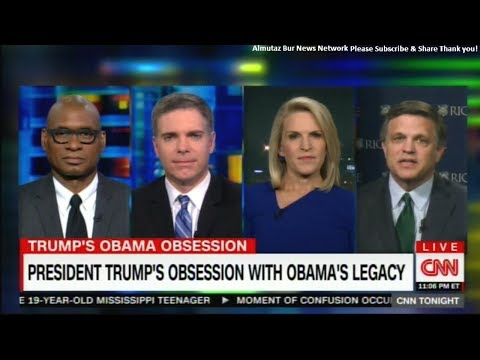 Panel on President Trump's Obsession with Obama's Legacy. #POTUS #ObamaLegacy @alicetweet